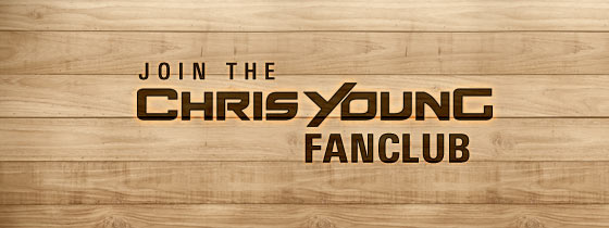 Join The Chris Young Fanclub
